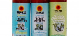 4. Tropic Isle Living Jamaican Black Castor Oil Hair Care Combo Set-II