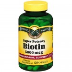 biotin hair growth